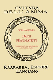 Cover of: Saggi Pragmatisti by