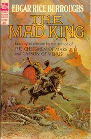 Cover of: The Mad King by Edgar Rice Burroughs