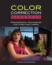 Cover of: Color correction handbook by Alexis Van Hurkman