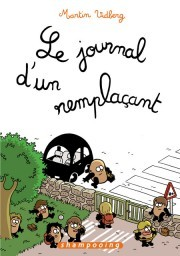 Cover of: Le journal d&#39;un remplaant by Martin Vidberg