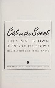 Cat on the scent