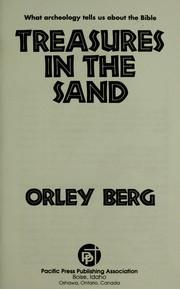Treasures in the sand PDF
