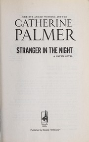 Stranger in the night by Catherine Palmer