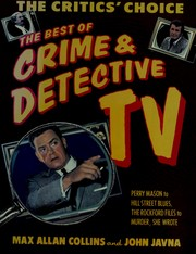 The best of crime & detective TV PDF