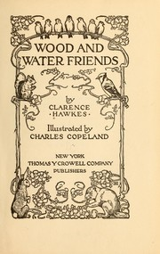 Wood and water friends PDF