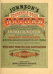 Johnsons household book of nature