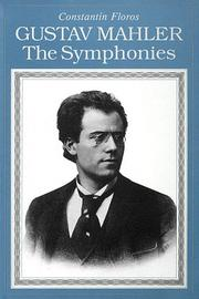Gustav Mahler by Constantin Floros