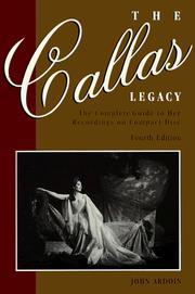 The Callas legacy PDF