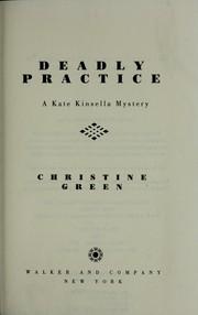 Deadly practice PDF