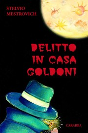 Cover of: Delitto In Casa Goldoni by