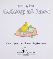 Asleep at last PDF
