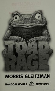 Cover of: Toad Rage by 