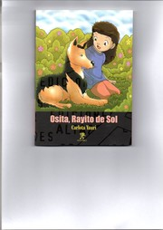 Cover of: OSITA, RAYITO DE SOL by