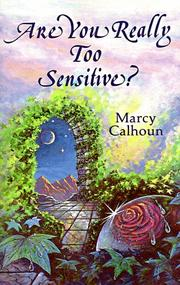 Are you really too sensitive? PDF