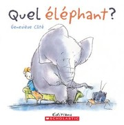 Cover of: Quel Elephant? by