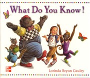 Cover of: What Do You Know! [big book] by