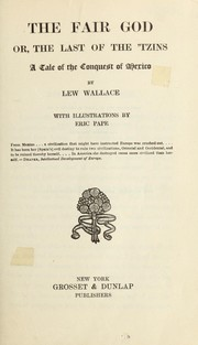 Cover of: The fair god by Lew Wallace