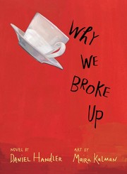 Cover of: Why we broke up by Daniel Handler