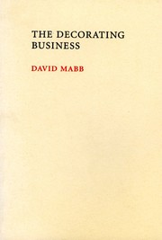 The decorating business by David Mabb
