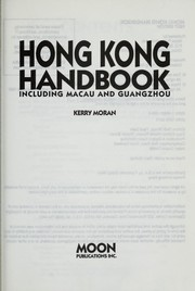 Hong Kong handbook by Kerry Moran