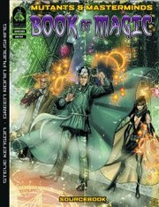 Cover of: Book Of Magic by Joseph Carriker, Steve Kenson