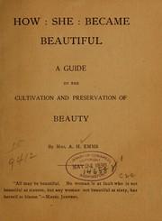 How she became beautiful PDF