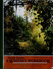 Cover of: A writer's workbook by Trudy Smoke
