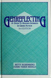 Cover of: Genreflecting by Betty Rosenberg