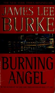 Cover of: Burning angel by James Lee Burke