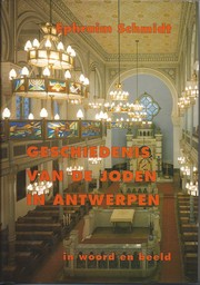 Cover of: Geschiedenis van de Joden in Antwerpen by 