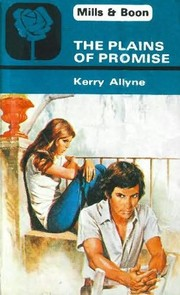 Cover of: The Plains of Promise by Kerry Allyne