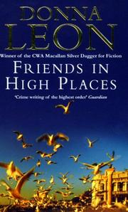 Friends in High Places by Donna Leon