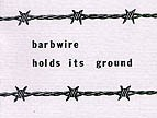 Barbwire holds its ground PDF