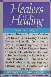 Cover of: Healers on healing by