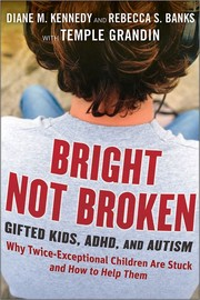 Cover of: Bright not broken by Diane M. Kennedy