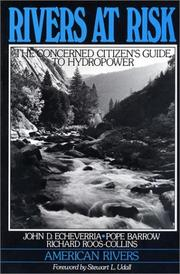 Rivers at risk PDF