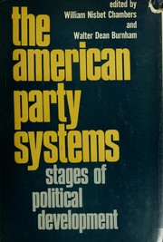 The American party systems PDF