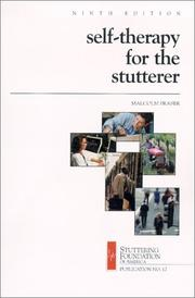 Self-therapy for the stutterer PDF