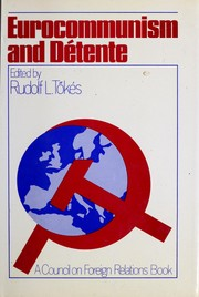 Eurocommunism and detente by 