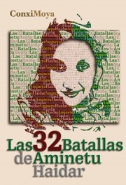 Cover of: Las treinta y dos batallas de Aminetu Haidar by 