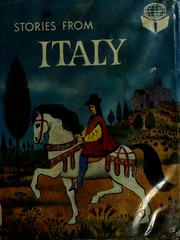 Cover of: Stories from Italy by Edward W. Dolch