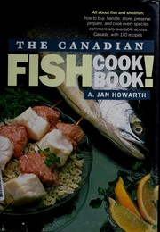 The Canadian fish cook book! PDF