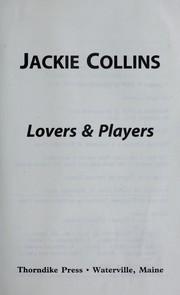 Cover of: Lovers & players by by Jackie Collins.