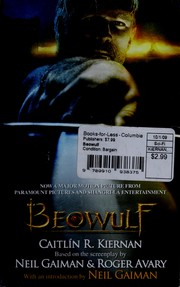 Cover of: Beowulf by Caitlín R. Kiernan
