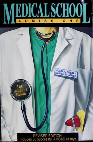 Download Medical school admissions