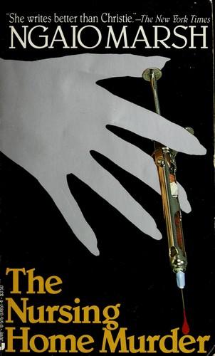 Download The Nursing Home Murder  (Roderick Alleyn #3)