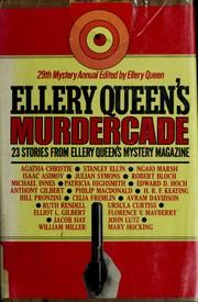 Ellery Queen's murdercade PDF