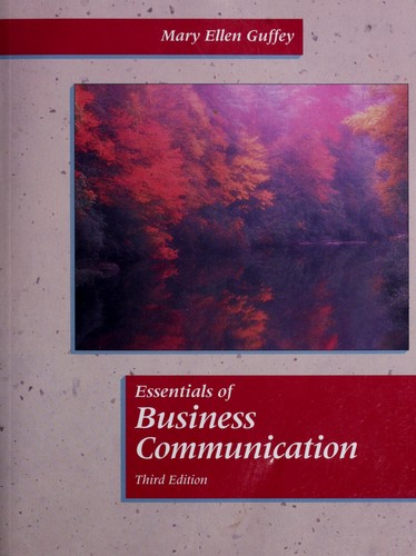 Download Essentials of business communication