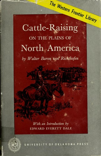 Download Cattle-raising on the Plains of North America.