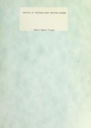 Analysis of initially bent two-span columns PDF